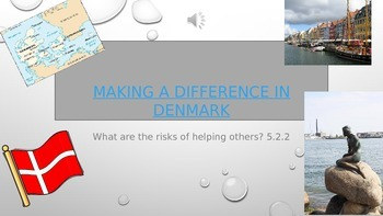 Making a Difference in Denmark 5.2.2