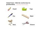ELL Vocabulary Activities
