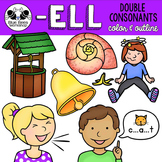 ELL Word Family Clip Art