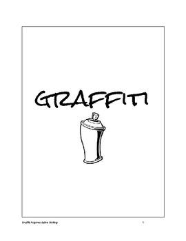 ELL friendly Introduction to Argumentative Essays: PRO/CON graffiti