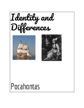 ELL friendly Pocahontas with Compare and Contrast