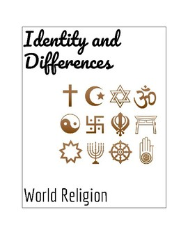ELL friendly World Religions Informational Text Unit