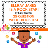 ELLRAY JAKES IS A ROCK STAR! | PRINTABLE WHOLE BOOK TEST |