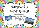 ESL Geography Games & Activities