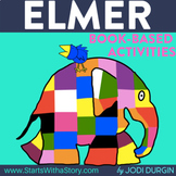 ELMER Activities and Read Aloud Lessons for Distance Learning Google Classroom