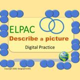 ELPAC Describe a Picture 1 Digital