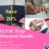 ELPAC Prep Discount Bundle