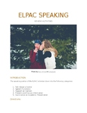 ELPAC SPEAKING PRACTICE