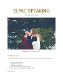 ELPAC SPEAKING PRACTICE