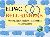 ELPAC Practice Write About Academic Information