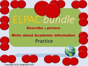 ELPAC Writing Bundle