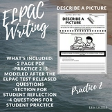 ELPAC Writing Domain: Describe A Picture (Practice #2)