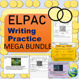 ELPAC Writing Practice Mega Bundle