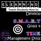 ELearning: SMART Goals &Time Managements Skills Lessons-Di