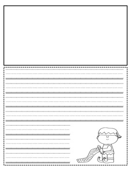 ELf Writing paper
