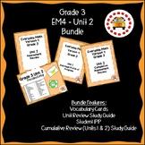 EM4-Everyday Math 4 - Grade 3 Unit 2 Bundle