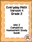 EM4-Everyday Math 4 - Grade 3 Unit 2 Cumulative Review