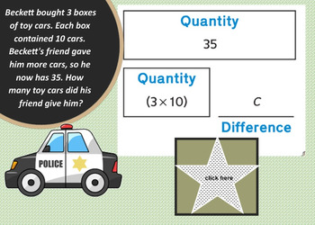 EM4. Unit 6. Everyday Math. Third Grade. SMARTboard Lessons. (Grade 3)