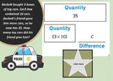 EM4. Unit 6. Everyday Math. Third Grade. SMARTboard Lesson