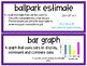 EM4-Everyday Math 4 - Grade 2 Unit 6 Vocabulary