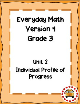 EM4-Everyday Math 4 - Grade 3 Unit 2 IPP