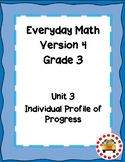 EM4-Everyday Math 4 - Grade 3 Unit 3 IPP