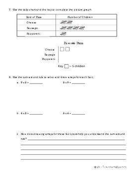 EM4-Everyday Math Grade 3 Unit 3 Study Guide