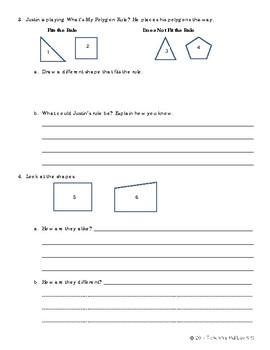EM4-Everyday Math 4 - Grade 3 Unit 4 Study Guide
