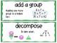 EM4-Everyday Math 4 - Grade 3 Unit 5 Vocabulary