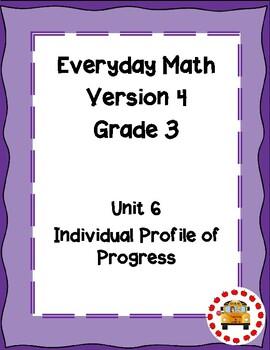 EM4-Everyday Math 4 - Grade 3 Unit 6 IPP