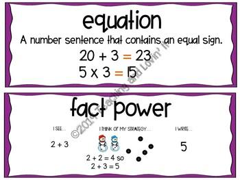 EM4-Everyday Math 4 - Grade 3 Unit 6 Vocabulary