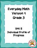 EM4-Everyday Math 4 - Grade 3 Unit 8 IPP