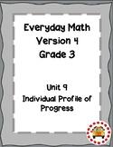 EM4-Everyday Math 4 - Grade 3 Unit 9 IPP