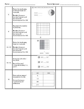 EM4-Everyday Math Grade 4 Unit 3 IPP