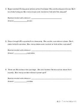 EM4-Everyday Math 4 - Grade 4 Unit 6 Study Guide