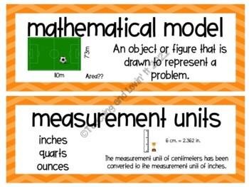 EM4-Everyday Math 4 - Grade 5 Unit 2 Vocabulary