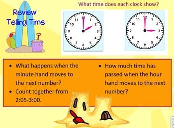 EM4. Unit 1. Everyday Math. Third Grade. SMARTboard Lessons. (Grade 3)