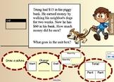 EM4. Unit 2. Everyday Math. Third Grade. SMARTboard Lesson