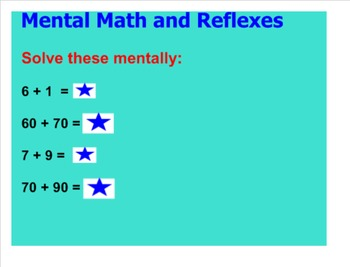EM4 - Everyday Math Unit 1 - Grade 4 (Common Core Aligned)
