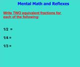 EM4 - Everyday Math Unit 5 - Grade 4 (Common Core Aligned)