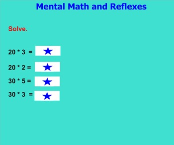 EM4 - Everyday Math Unit 6 - Grade 4 (Common Core Aligned)