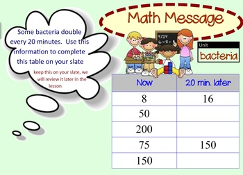 EM4. Unit 3. Everyday Math. Third Grade. SMARTboard Lessons. (Grade 3)