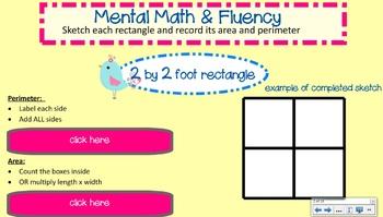 EM4. Unit 5. Everyday Math. Third Grade. SMARTboard Lessons. (Grade 3)