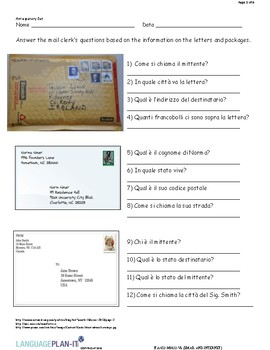 EMAIL AND INTERNET (ITALIAN)