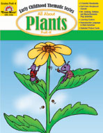 All About Plants (Enhanced eBook)