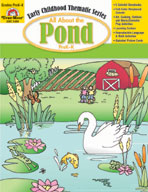 All About The Pond (Enhanced eBook)