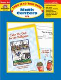 Basic Math Skills, Grade 4 (Enhanced eBook)