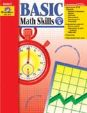 Basic Math Skills, Grade 5 (Enhanced eBook)