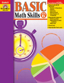 Basic Math Skills, Grade 6 (Enhanced eBook)