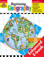 Beginning Geography (Enhanced eBook)
